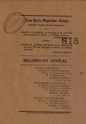 New York Supreme Court Appellate Division- Second Department