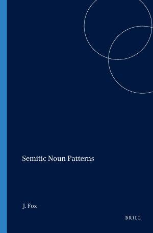 Semitic Noun Patterns