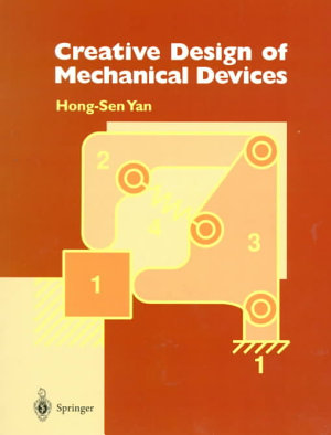 Creative Design of Mechanical Devices PDF