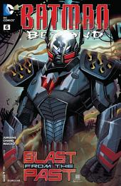 Batman Beyond (2015-) #6