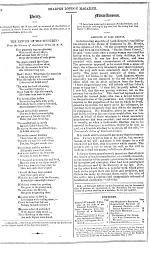 Sharpe's London Magazine of Entertainment and Instruction, for General Reading