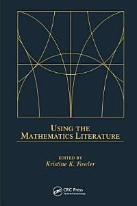 Using the Mathematics Literature PDF