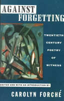Against Forgetting