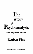 The History of Psychoanalysis PDF