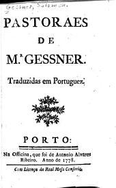 Pastoraes: Traduzidas em Portuguez