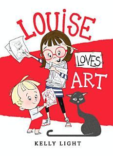 Louise Loves Art Book