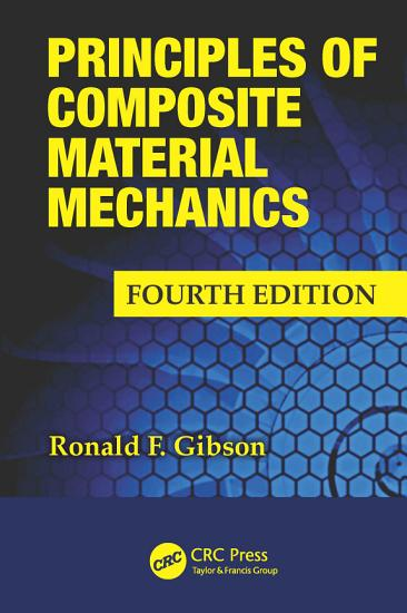 Principles of Composite Material Mechanics PDF