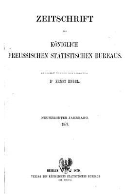 Zeitschrift des K  niglich preussischen statistischen Landesamts PDF