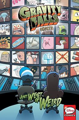 Disney Gravity Falls Shorts  Just West of Weird