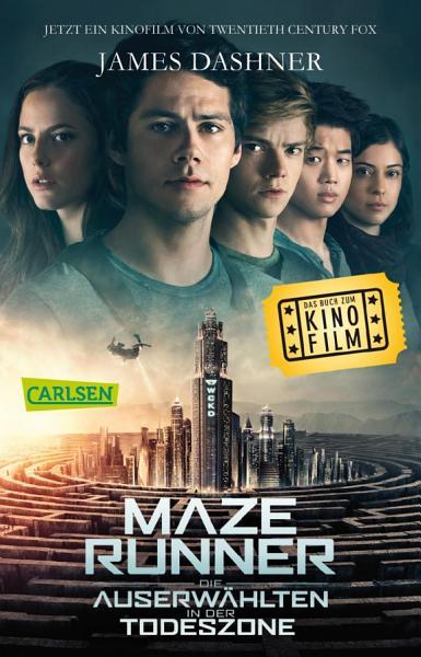 Maze Runner Die Auserwahlten In Der Todeszone Filmausgabe