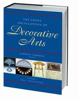 The Grove Encyclopedia of Decorative Arts PDF