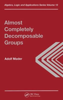 Almost Completely Decomposable Groups