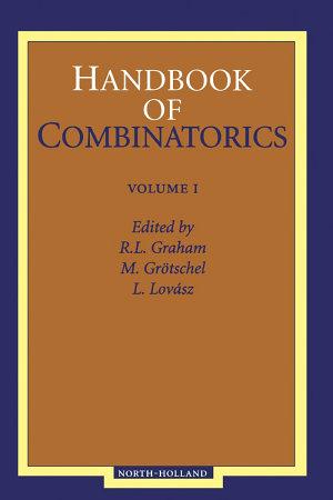 Handbook of Combinatorics PDF