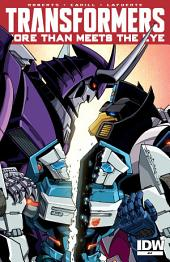 Transformers: More Than Meets the Eye #47