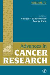 Advances in Cancer Research: Volume 77