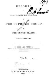 United States Reports: Cases Adjudged in the Supreme Court, Volume 30
