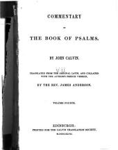 Commentary on the Book of Psalms: Volume 4