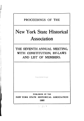 Proceedings of the ... Annual Meeting with Constitution, By-laws and List of Members: Volume 6