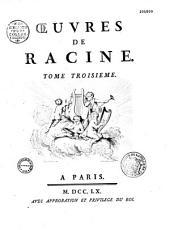 Oeuvres de Racine