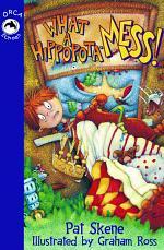 What a Hippopota-Mess