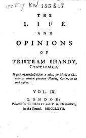 The Life and Opinions of Tristram Shandy, Gentleman: Volume 9