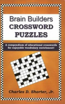 Brain Builders Crossword Puzzles PDF