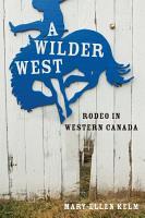 A Wilder West PDF