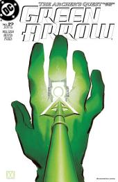 Green Arrow (2001-) #19
