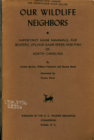Our Wildlife Neighbors PDF