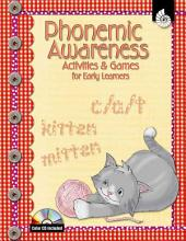 Phonemic Awareness Activities and Games for Early Learners: Activities & Games for Early Learners