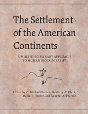 The Settlement of the American Continents PDF