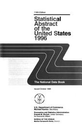 Statistical Abstract of the United States: Volume 116