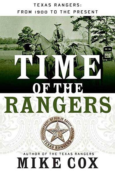 Download Time of the Rangers Book
