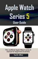 Apple Watch Series 5 User Guide