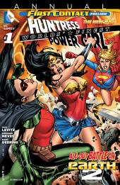 Worlds' Finest Annual (2014-) #1