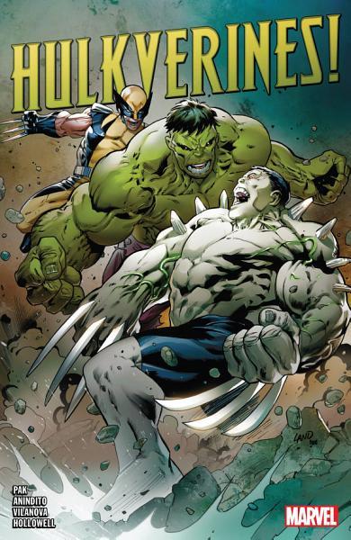 Download Hulkverines Book