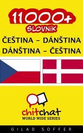 11000+ Čeština - Dánština Dánština - Čeština Slovník