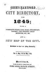 Geer's Hartford City Directory