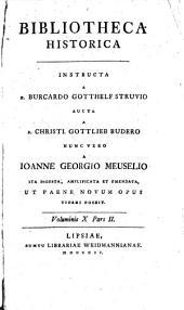 Bibliotheca historica: Volume 10; Volume 12