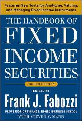 The Handbook of Fixed Income Securities  Eighth Edition PDF