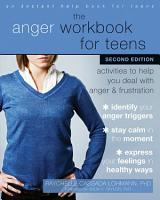 The Anger Workbook for Teens PDF