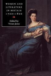 Women And Literature In Britain 1700 1800 Book PDF