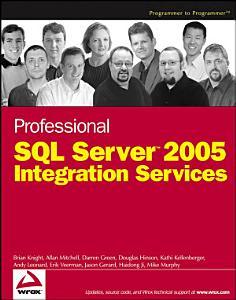 Professional SQL Server 2005 Integration Services PDF