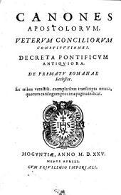 Codex Canonum vetus ecclesiae Romanae