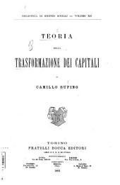 Teoria della trasformazione dei capitali