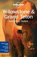 YELLOWSTONE AND GRAND TETON NATIONAL PARKS 4 (INGLÉS)