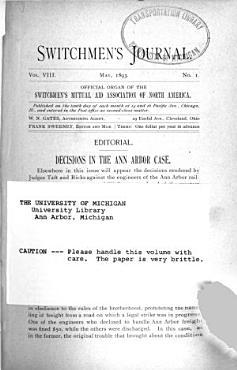 Switchmen s Journal PDF
