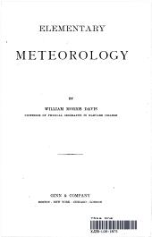 Elementary Meteorology