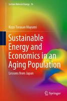 Sustainable Energy and Economics in an Aging Population PDF