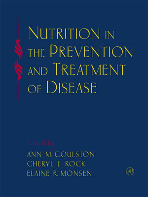 Nutrition in the Prevention and Treatment of Disease PDF